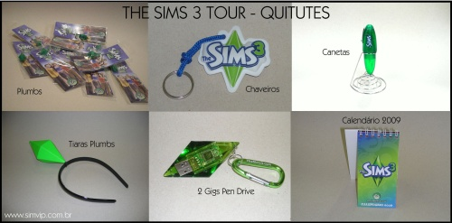 Gadgets Sims 3
